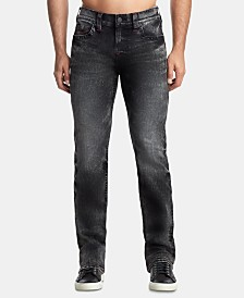 True Religion Men's Slim-Fit Dark Hawk Jeans