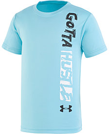 Under Armour Toddler Boys Hustle-Print T-Shirt