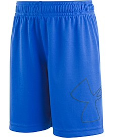 Toddler Boys UA Level Up Logo Shorts