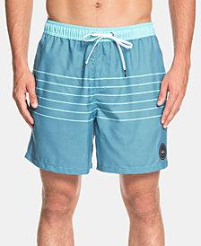"""Quiksilver Men's Fineline Volley 17"""" Board Shorts"""