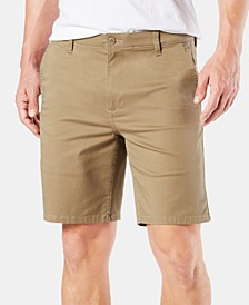 Men's Big & Tall Original Straight-Fit Stretch Shorts