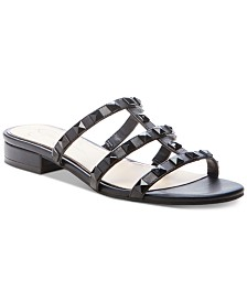 Jessica Simpson Caira Studded Flat Sandals