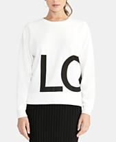 97560f279fd95f RACHEL Rachel Roy Zayda Cotton Sweatshirt