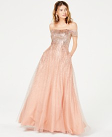 20cc6deb3 Long Prom Dresses 2019 - Macy s