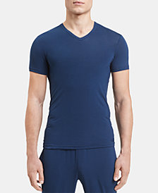 Calvin Klein Men's Ultra-soft Modal V-neck T-Shirt