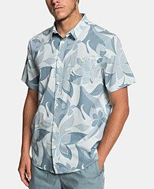Quiksilver Men's Woven Graphic Shirt
