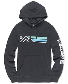 Element Men's Sierra Fleece Graphic Hoodie