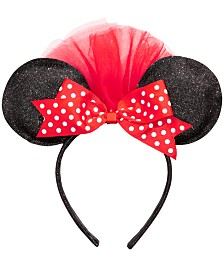 On the Verge Little & Big Girls Minnie Mouse Headband