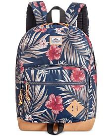 Steve Madden Men's Floral Dome Backpack