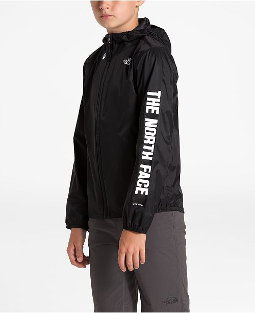 The North Face Big Boys Youth Flurry Wind Hoodie