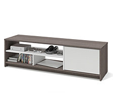 Small Space 2 - Piece TV Stand and Storage Tower Set