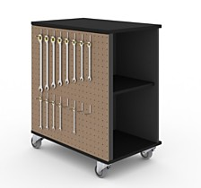 Lincoln Mobile Storage Cabinet