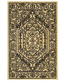 Safavieh Adirondack Gold and Black 3' x 5' Area Rug