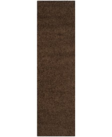 "Safavieh Athens Brown 2'3"" x 8' Runner Area Rug"