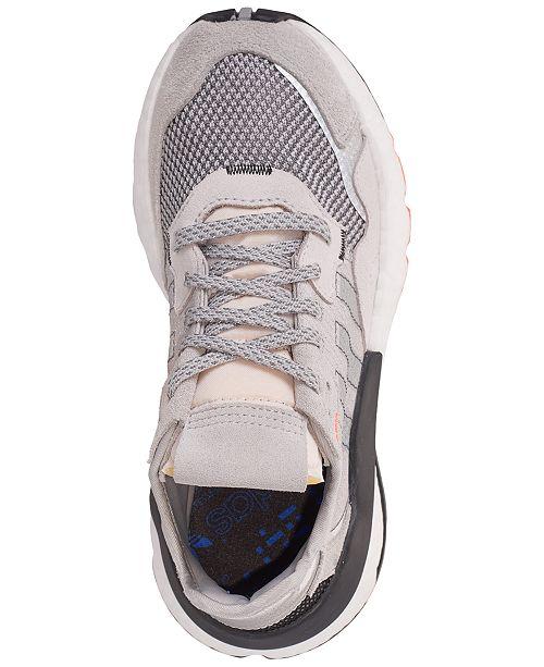 6bdd3884646e3 ... adidas adidas Boys  Originals Nite Jogger Casual Sneakers from Finish  Line ...
