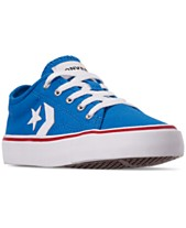 e24a858ee8c9 Converse Little Boys  Star Replay Tropic Canvas Low Top Casual Sneakers  from Finish Line