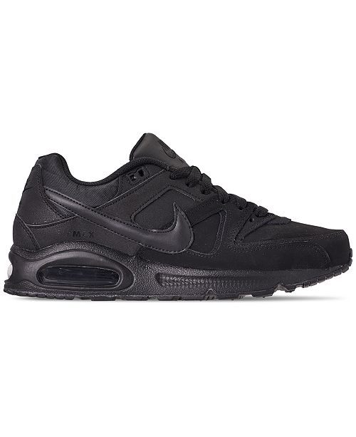 promo code for mens nike air max command leather white dark
