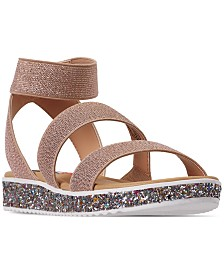 Steve Madden Little Girls' JKIMMA Sandals from Finish Line
