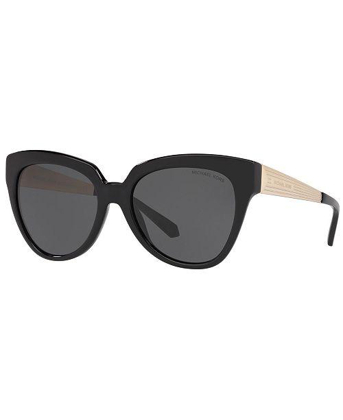 ca883b5bc31f Michael Kors Sunglasses, MK2090 55 PALOMA I & Reviews - Sunglasses ...