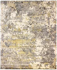 Cascade CAS-17 Ivory/Grey 6' x 9' Area Rug