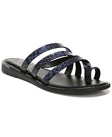 Franco Sarto Goddess Flat Sandals