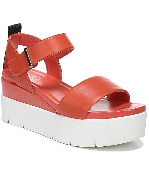 58963e745b0 Franco Sarto Vanjie Platform Sandals  Franco Sarto Vanjie Platform Sandals  ...