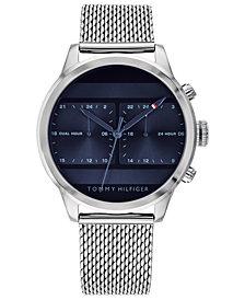 Tommy Hilfiger Men's Stainless Steel Mesh Bracelet Watch 40mm