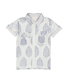 Masala Baby Boys Mason Shirt Jiya