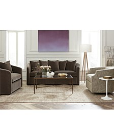 Elisabeta Fabric Sofa Collection, Created for Macy's