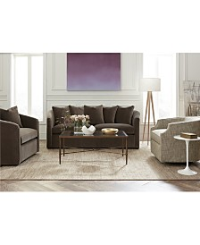 Hotel Collection Elisabeta Fabric Sofa Collection, Created for Macy's