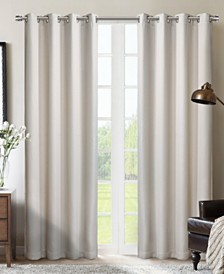 "Sun+Block Blackout Grommet Single Curtain Panel 52""x84"""