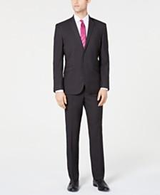 Kenneth Cole Reaction Men's Slim-Fit Techni-Cole Stretch Micro-Dot Suit