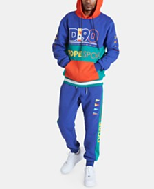 DOPE Men's Colorblocked Drift Hoodie