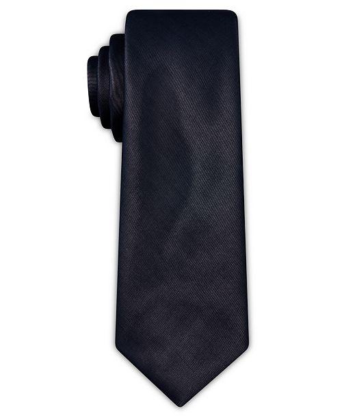 Tallia Men's Textured Slim Tie