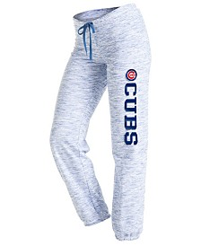 '47 Brand Women's Chicago Cubs Space Dye Capri Pants