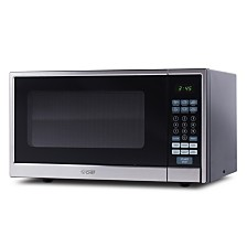 Commercial Chef CHCM11100SSB 1.1 Cu. Ft. Microwave