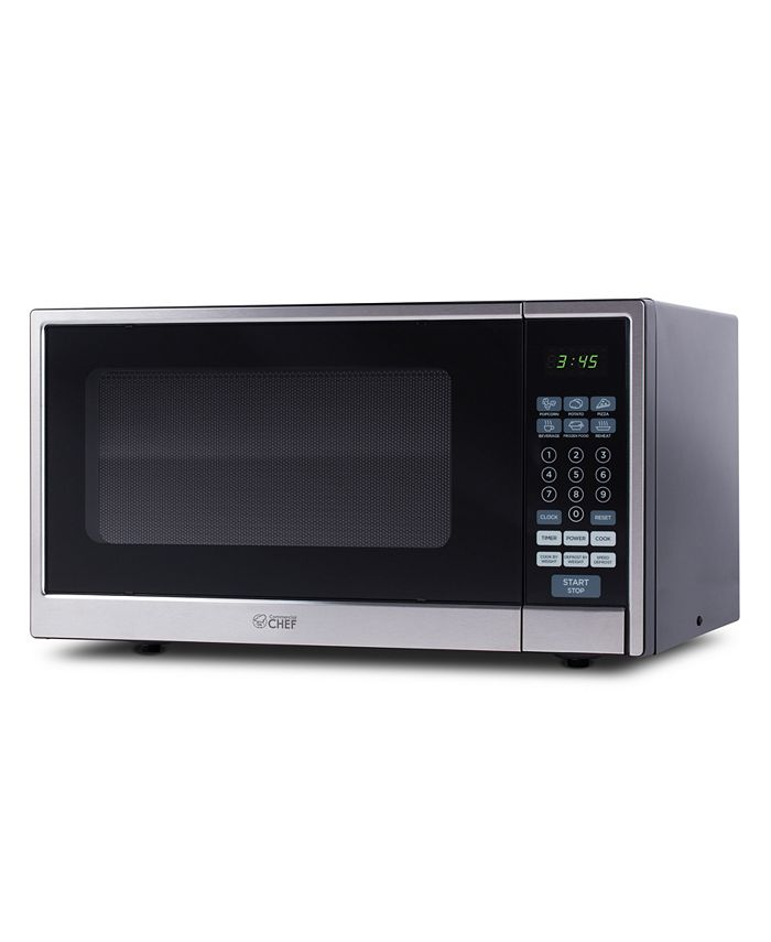 Commercial Chef - 1.1 Cu. Ft. Microwave