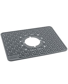 Sink Mat with Center Hole
