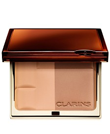 Clarins Bronzing Duo Mineral Powder Compact SPF 15
