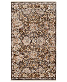 Safavieh Vintage Persian Brown and Multi 3' x 5' Area Rug