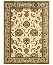 CLOSEOUT! Nourison Area Rugs, Somerset Collection ST60 Tabriz Ivory