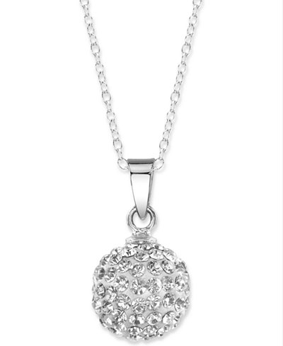 unwritten jewelry unwritten sterling silver necklace pave 3629