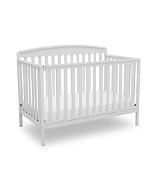 Children Brayden 4-In-1 Convertible Crib, Quick Ship