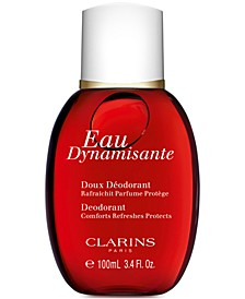 Eau Dynamisante Deodorant, 3.4 oz.