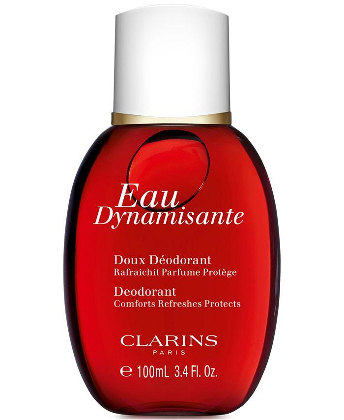 Clarins - Eau Dynamisante Deodorant, 3.4 oz.