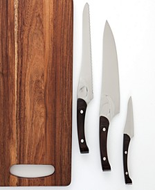 3+1 Chef Knife Starter Set
