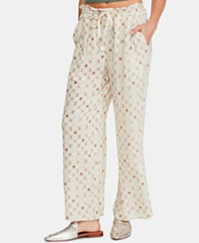 Free People Moonshadow Pajama Pants