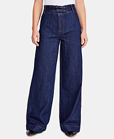 Free People Big Bell Jeans