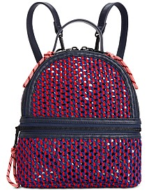 Steve Madden Murray Mesh Backpack