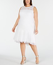 plus size white party dresses - Shop for and Buy plus size white ...